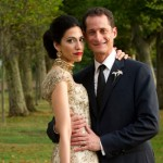 Congressman Weiner and wife Huma