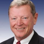Senator Jim Inhofe (R-OK).