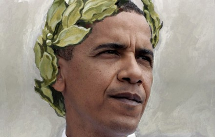 Obama plans to rule as a tyrannical Caesar instead of an elected official bound by the Constitution.