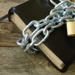 Navy surrenders to atheists over Gideon Bibles.