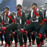 Iran's Revolutionary Guards.