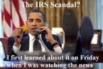 Obama has used the IRS as a weapon against Christian and conservative groups.