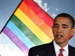 "Obama is an aggressive ally of the ""gay rights"" movement."