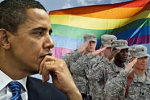 "Obama's new ""gay"" military is driving out patriots."