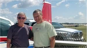 Senator James Inhofe (R-OK) and his son Dr. Perry Inhofe.