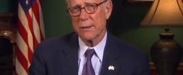 Senator Pat Roberts (R-KS).