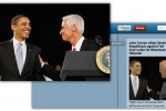 Stockman's campaign faked photo of Obama and Sen. Cornyn.