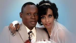 Meriam Ibrahim and her American husband.
