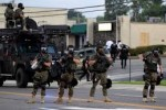 Liberals are exploiting the rioting in Ferguson, Missouri for voter registration drives.