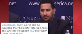 """Mohamed Elibiary has left the DHS to """"reform"""" the GOP."""