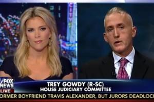 Congressman Trey Gowdy (R-SC).