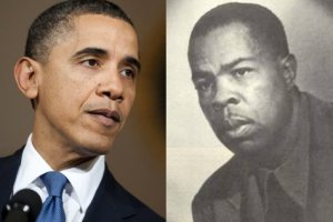 As a teen, Obama was mentored by Frank Marshall Davis, a card-carrying Communist.